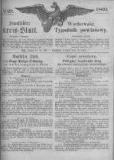 Fraustädter Kreisblatt. 1869.07.16 Nr29