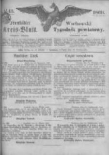 Fraustädter Kreisblatt. 1869.10.22 Nr43