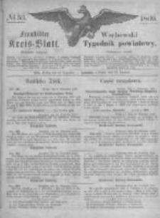 Fraustädter Kreisblatt. 1869.12.31 Nr53
