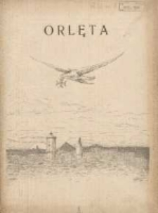 Orlęta: czasopismo młodzieży Korpusu Kadetów nr 1 we Lwowie 1928.11 R.1 Nr3