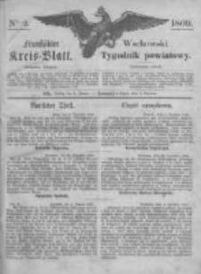 Fraustädter Kreisblatt. 1869.01.08 Nr2