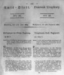 Amtsblatt der Königlichen Preussischen Regierung zu Bromberg. 1824.06.25 No.26
