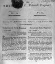 Amtsblatt der Königlichen Preussischen Regierung zu Bromberg. 1824.09.24 No.39