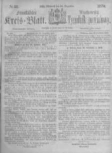 Fraustädter Kreisblatt. 1873.12.24 Nr52