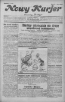 """Nowy Kurjer: dawniej """"Postęp"""" 1931.07.26 R.42 Nr170"""