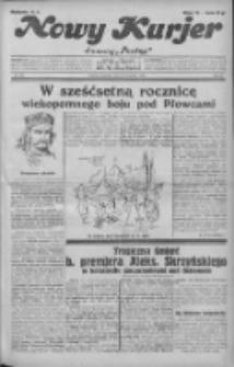 """Nowy Kurjer: dawniej """"Postęp"""" 1931.09.27 R.42 Nr223"""