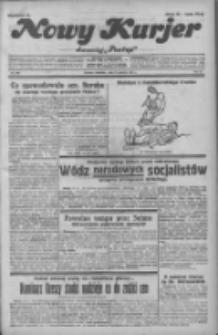 """Nowy Kurjer: dawniej """"Postęp"""" 1931.12.13 R.42 Nr288"""
