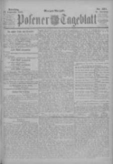Posener Tageblatt 1902.09.16 Jg.41 Nr432