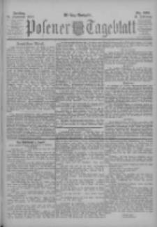 Posener Tageblatt 1902.09.19 Jg.41 Nr439