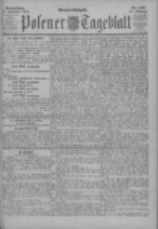 Posener Tageblatt 1902.09.25 Jg.41 Nr448