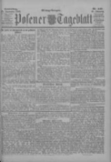 Posener Tageblatt 1902.09.25 Jg.41 Nr449