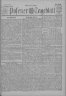 Posener Tageblatt 1902.09.27 Jg.41 Nr453