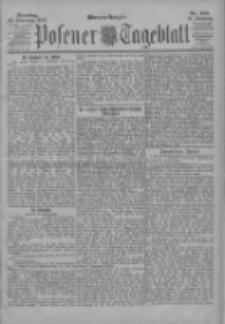 Posener Tageblatt 1902.09.30 Jg.41 Nr456