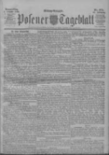 Posener Tageblatt 1902.10.02 Jg.41 Nr461