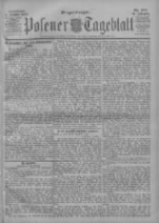 Posener Tageblatt 1902.10.11 Jg.41 Nr476