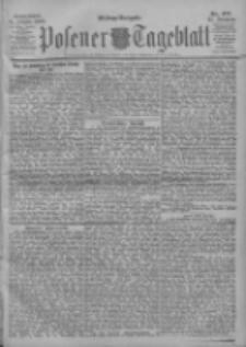 Posener Tageblatt 1902.10.11 Jg.41 Nr477