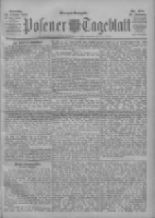 Posener Tageblatt 1902.10.12 Jg.41 Nr478