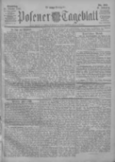 Posener Tageblatt 1902.10.14 Jg.41 Nr481