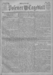 Posener Tageblatt 1902.10.16 Jg.41 Nr485