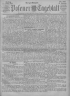 Posener Tageblatt 1902.10.17 Jg.41 Nr486