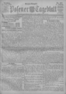 Posener Tageblatt 1902.10.21 Jg.41 Nr492