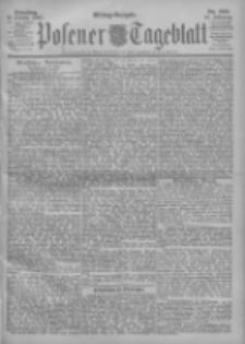 Posener Tageblatt 1902.10.21 Jg.41 Nr493