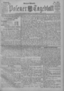 Posener Tageblatt 1902.10.22 Jg.41 Nr494