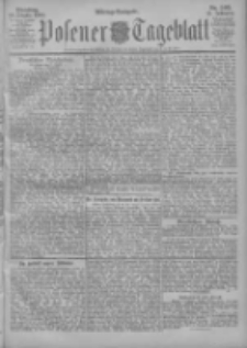 Posener Tageblatt 1902.10.28 Jg.41 Nr505