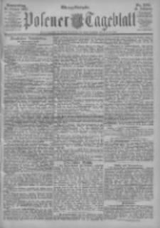 Posener Tageblatt 1902.10.30 Jg.41 Nr509
