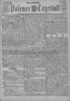 Posener Tageblatt 1902.11.01 Jg.41 Nr512