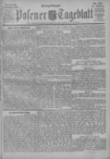 Posener Tageblatt 1902.11.01 Jg.41 Nr513