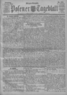 Posener Tageblatt 1902.11.04 Jg.41 Nr516