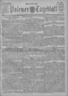 Posener Tageblatt 1902.11.06 Jg.41 Nr521