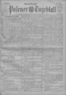 Posener Tageblatt 1902.11.11 Jg.41 Nr528