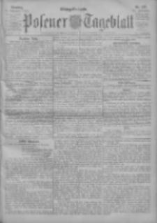 Posener Tageblatt 1902.11.11 Jg.41 Nr529