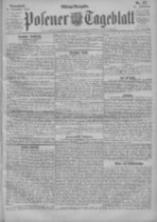 Posener Tageblatt 1902.11.15 Jg.41 Nr537