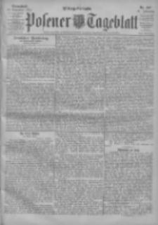 Posener Tageblatt 1902.11.22 Jg.41 Nr547