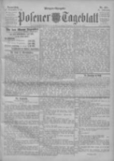 Posener Tageblatt 1902.11.27 Jg.41 Nr554