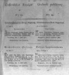 Oeffentlicher Anzeiger zum Amtsblatt No.25. der Königl. Preuss. Regierung zu Bromberg. 1827