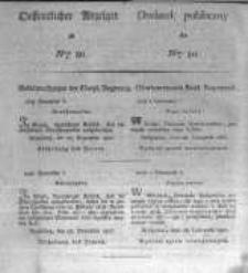 Oeffentlicher Anzeiger zum Amtsblatt No.50. der Königl. Preuss. Regierung zu Bromberg. 1827