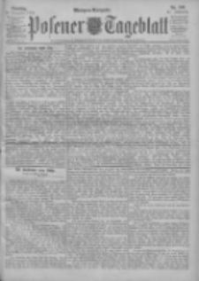 Posener Tageblatt 1902.12.16 Jg.41 Nr586