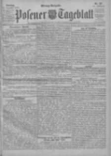 Posener Tageblatt 1902.12.16 Jg.41 Nr587