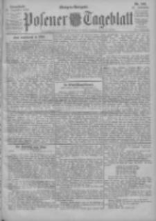 Posener Tageblatt 1902.12.20 Jg.41 Nr594