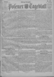 Posener Tageblatt 1902.12.22 Jg.41 Nr597
