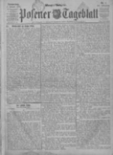 Posener Tageblatt 1903.01.01 Jg.42 Nr1