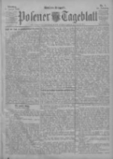 Posener Tageblatt 1903.01.06 Jg.42 Nr7