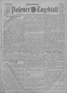 Posener Tageblatt 1903.01.08 Jg.42 Nr11