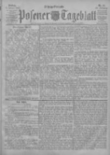 Posener Tageblatt 1903.01.09 Jg.42 Nr14