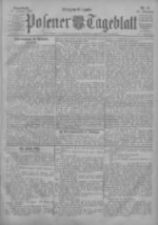 Posener Tageblatt 1903.01.10 Jg.42 Nr15