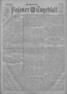 Posener Tageblatt 1903.01.10 Jg.42 Nr16
